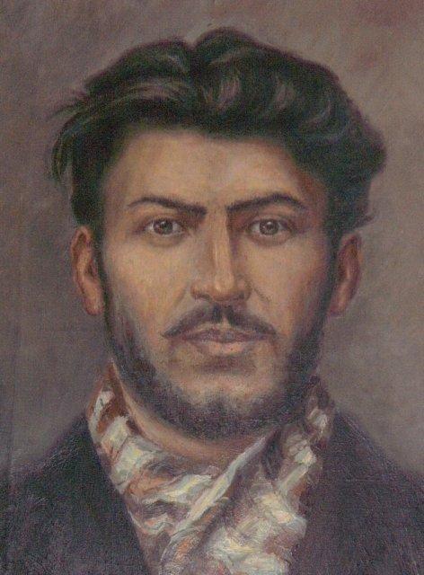 Сталин - молодой революционер