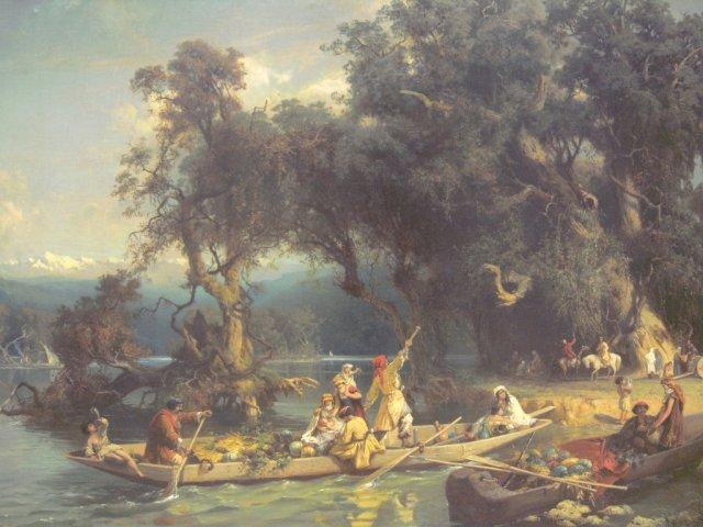 Картина в Художественной галерее