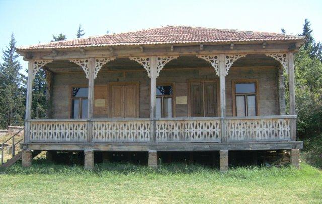 Этнографический комплекс, расположенный на окраине Тбилиси