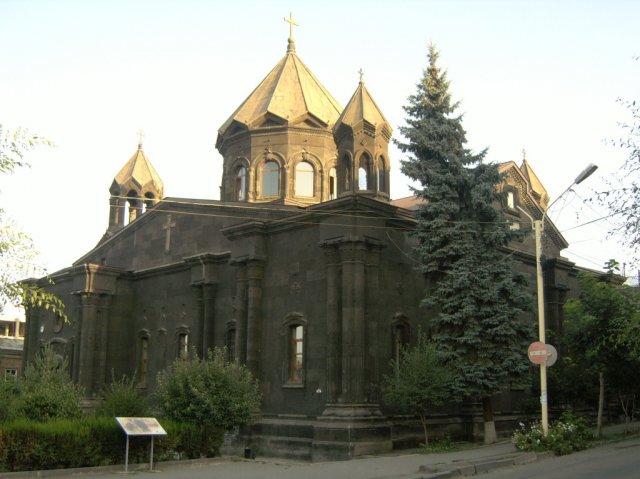 Церковь Йот Верк, в переводе Семь ран