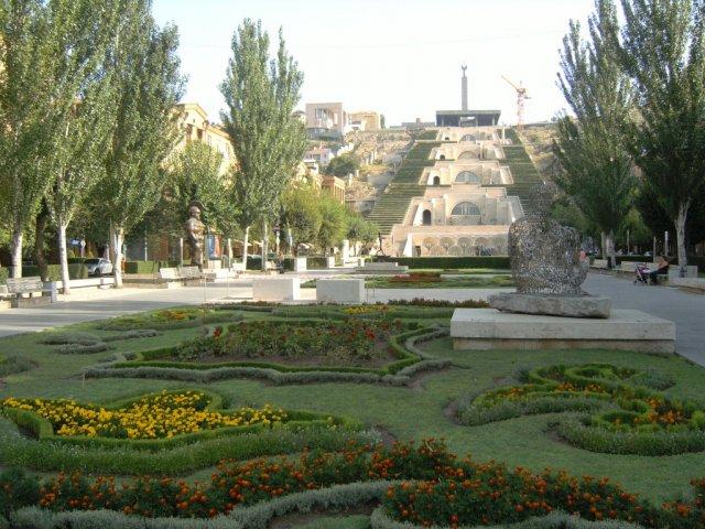 Парк и эстакады