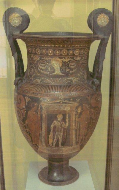 Экспонаты Государственного музея истории Армении