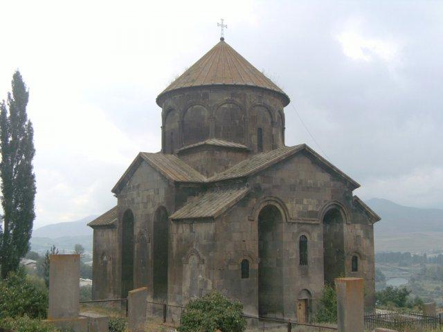 Церковь 6-ого века