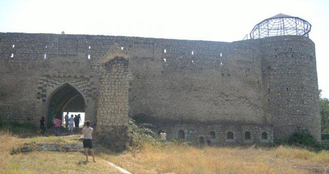 Крепость времен Карабахского ханства (18-19го века)