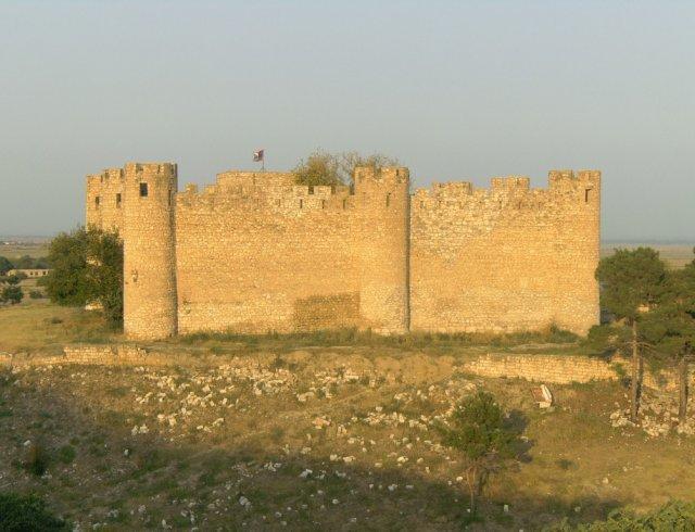 Крепость 18-ого века
