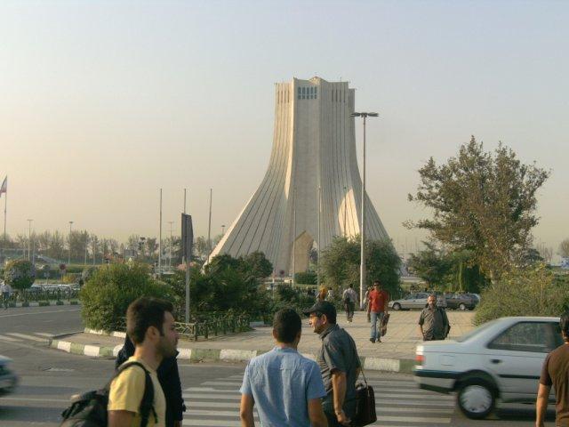 Башня Азади