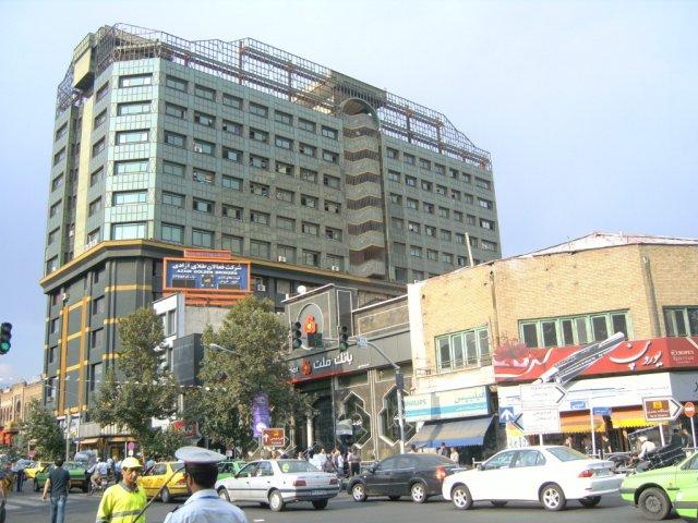 Откройте для себя Тегеране