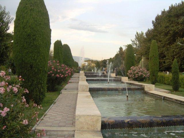 Парк Лалех