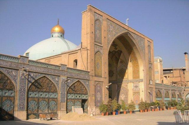 Религиозный комплекс Имам Хомейни мечеть