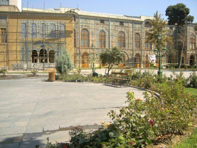 Резиденция Карим Хана