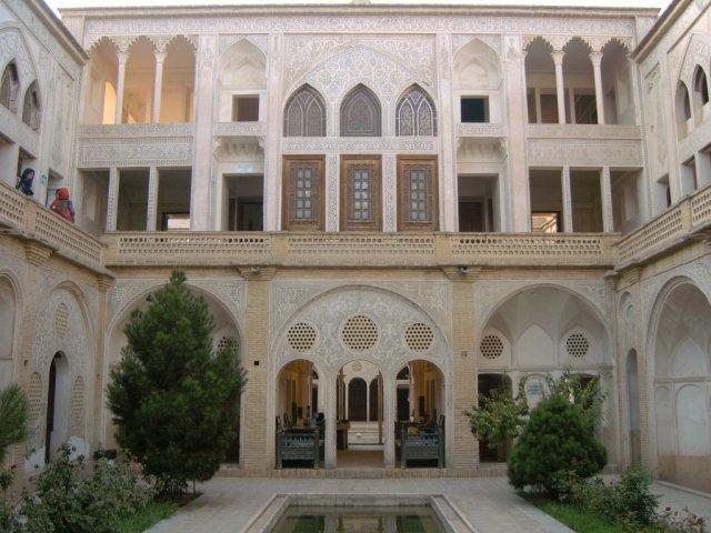 Дворец в Кашане