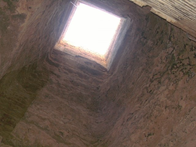 Вентиляционная шахта подвальных помещений