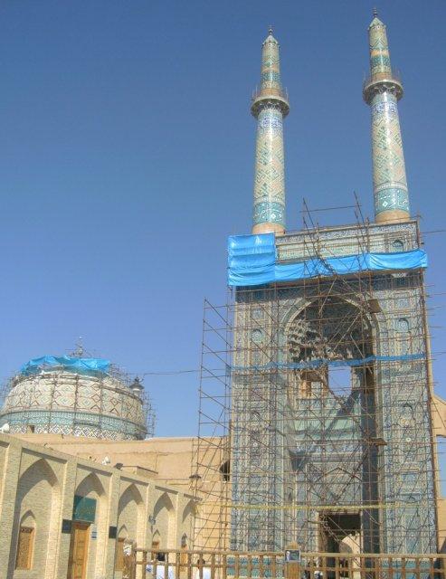 Пятничная мечеть 14-ого века