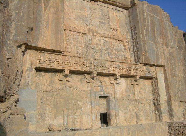 Гробница правителя Артаксеркс IІІ