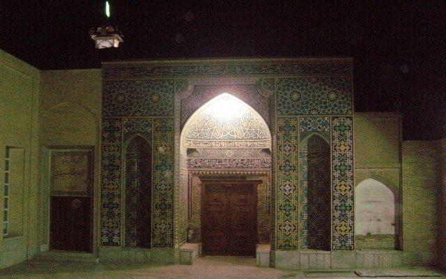 Вечерняя прогулка по исторической части Кермана