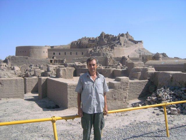 Крепость в Баме