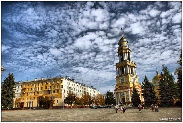 Липецк,очень красивый город