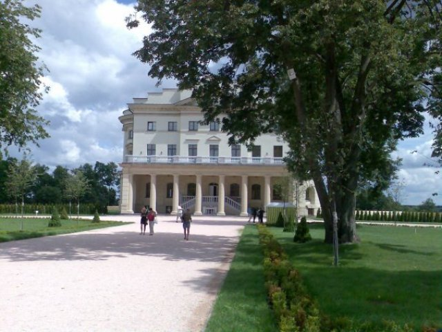 Дворец Розумовского, Батурин, Украина