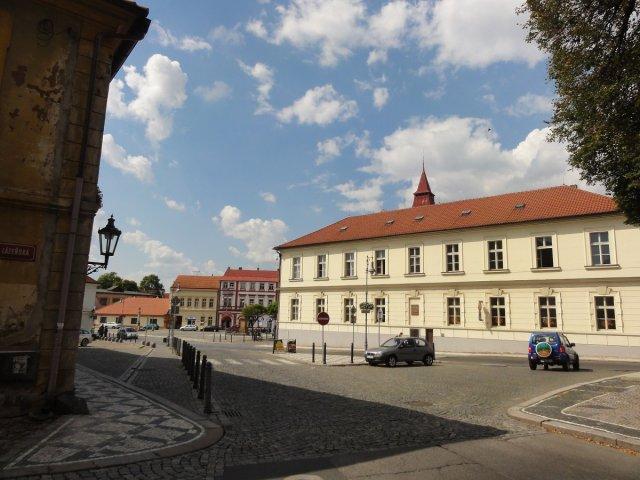 Древний город Stara Boleslav