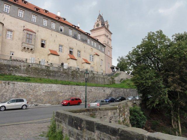 Замок Brandys nad Labem