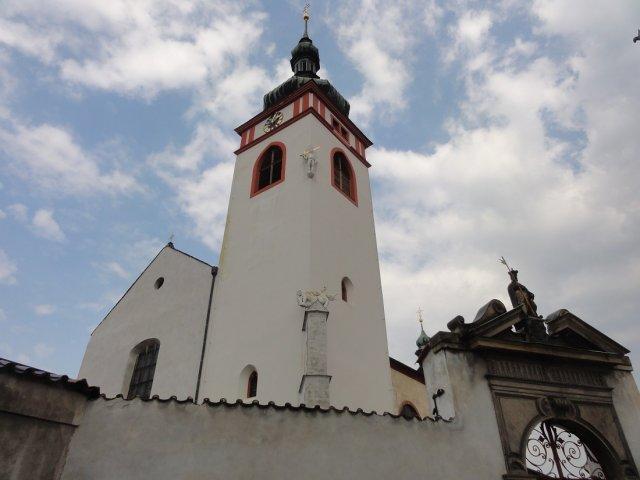Монастырь в Старой Болеслави где находится могила святого Вацлава