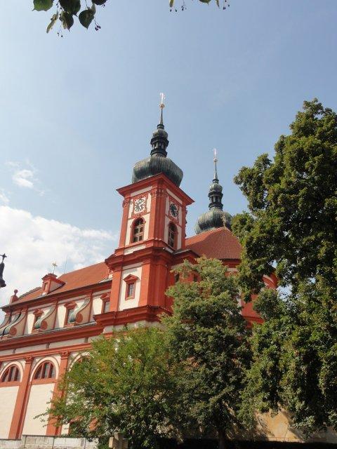 Костел в Старой Болеслави