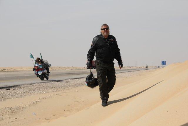 Пустыня МЕККА.- Саудия