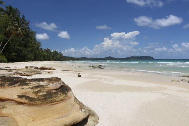 Пляж ко Куда