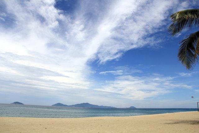 Дананг, пляж