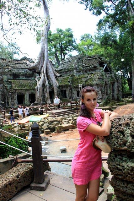 Камбоджа, храмы