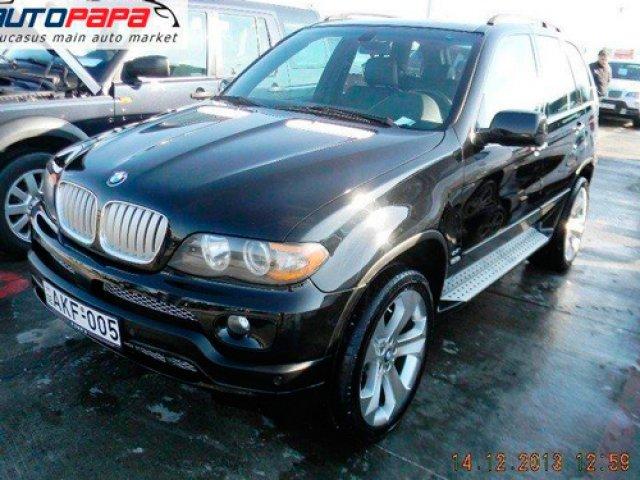 BMW X5 Black