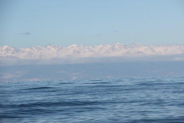 озеро Иссык-Куль (Кыргызстан)