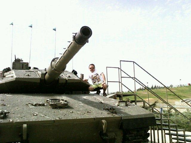 Танковый музей.