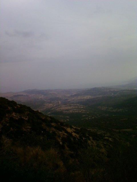 Израиль. Галилея.