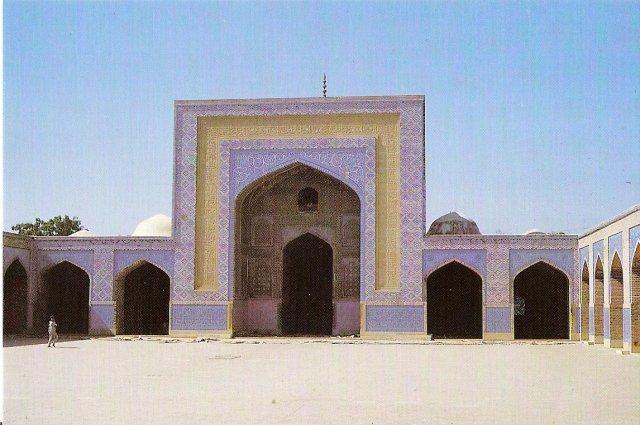 Мечеть Шах Джахана