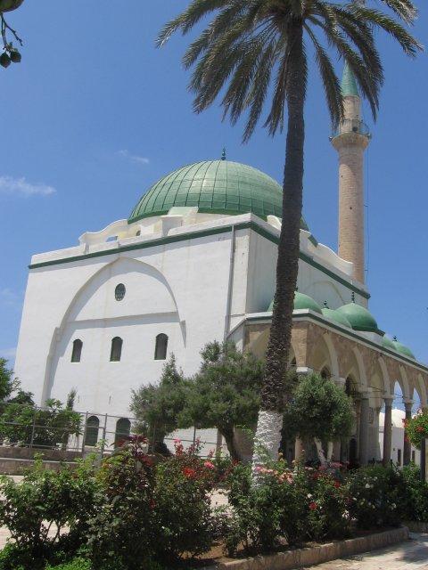 Акко. Мечеть Аль-Джаззара.