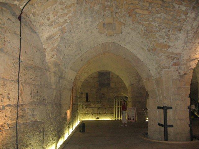 Акко. В крепости крестоносцев.