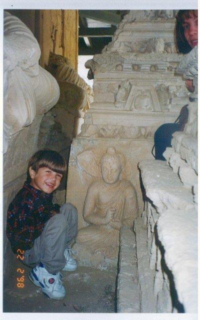 В Монастыре Джаулиан