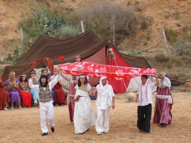 Национальный свадебный обряд