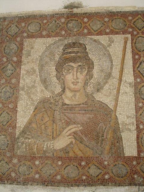 Мозаика из музея Карфагена