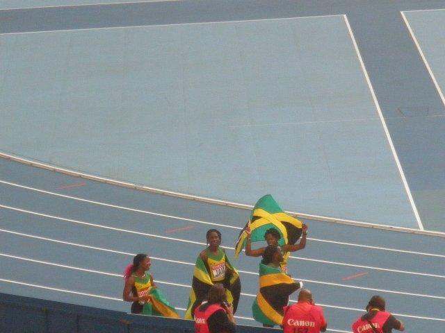 команда Ямайки