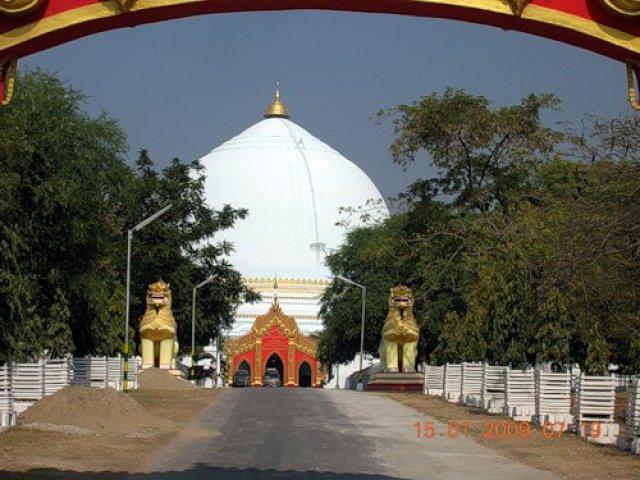 Пагода Каунгмудо, Мьянма