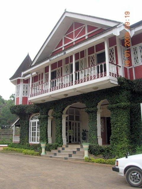 Гостиница в Пьин-У-Льин, Мьянма