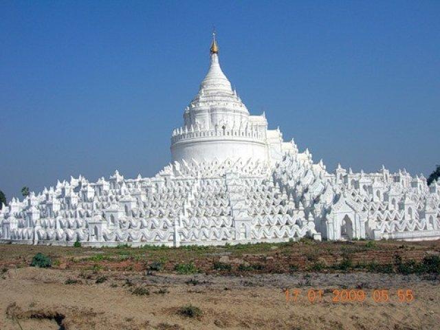 Ступа Cинбьюм, Мьянма