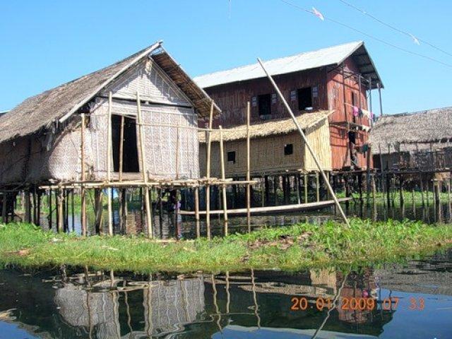 Просто жилые дома, Мьянма