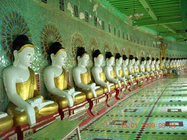 Пагода Шведагон, Мьянма