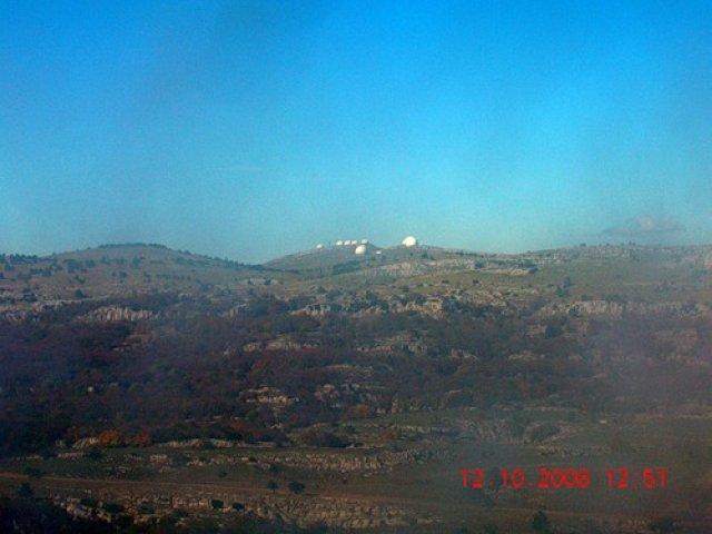Обсерватория, Крым, Украина