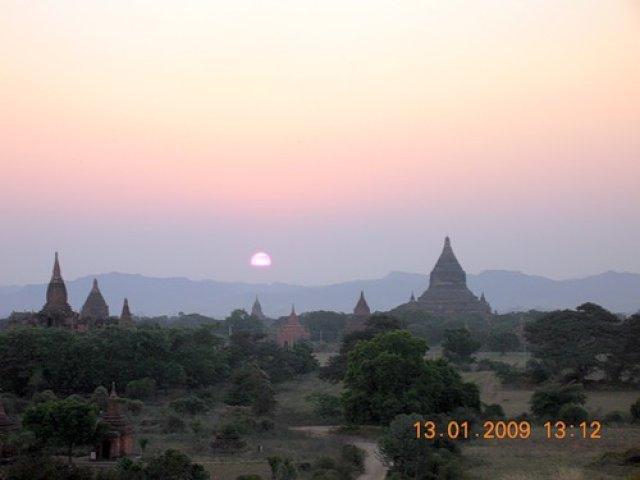 Закат, Мьянма
