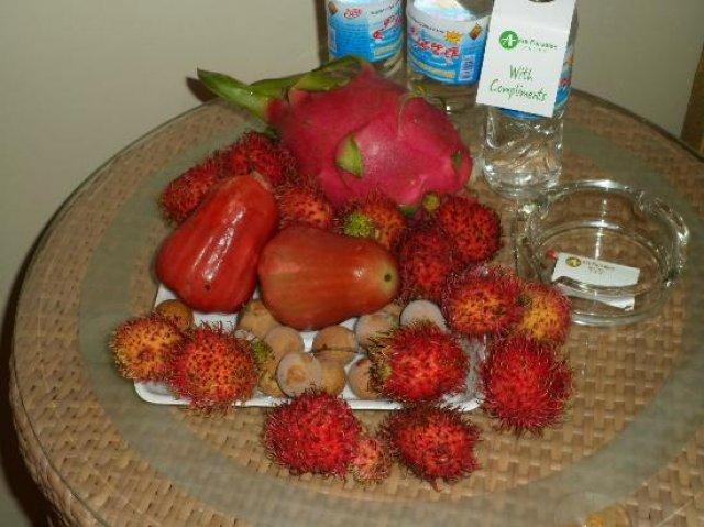 Немного о фруктах!