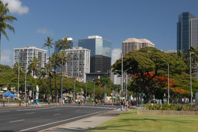 Вайкики, Гавайи, США